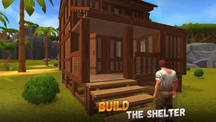 侏罗纪孤岛求生_方舟2 v1.0.4.4 尝试驯服恐龙,建造自己的房子!